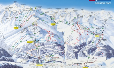 Soelden Map